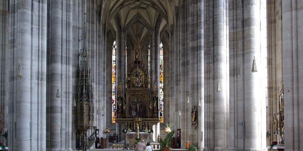 Dinkelsbühl Münster St. Georg