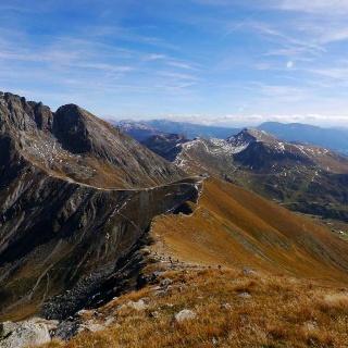 Bergtouren ohne Aufstieg