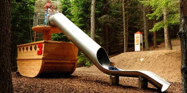 "Playground ""Giocabosco"" (Pra del Manz)"