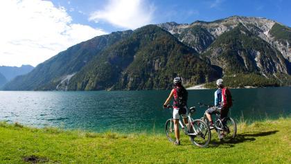 Radtouren ohne Gepäck im Alpenraum