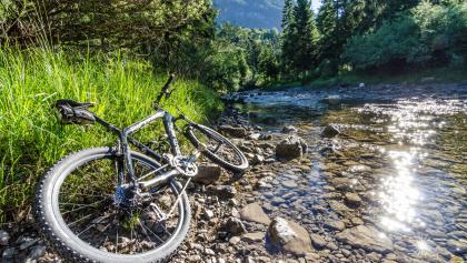 Mountainbiketour - Ins Eschenlainetal - An der Eschenlaine