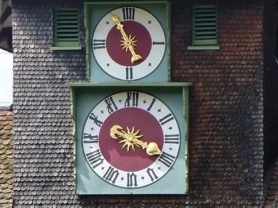 Uhr von St. Genesius