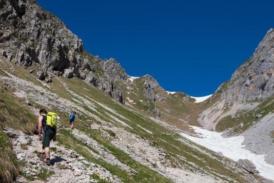 Bergtour - Hochblasse