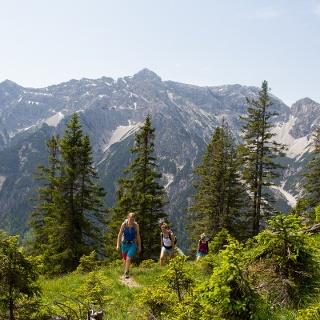 Bergtour - Weitalpspitz