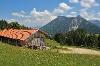 Bärenmoosalpe im Himmelreich - @ Autor: Julian Knacker - © Quelle: Pfronten Tourismus