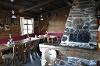 Gastraum der Hündeleskopfhütte - @ Autor: Julian Knacker - © Quelle: Pfronten Tourismus
