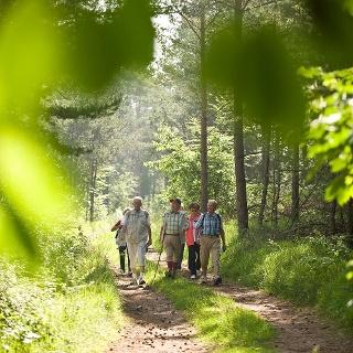 Wanderweg Ronshausen