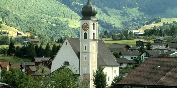 Dorfkirche Disentis