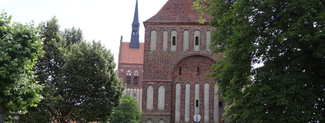 Stadttor Stadt Usedom
