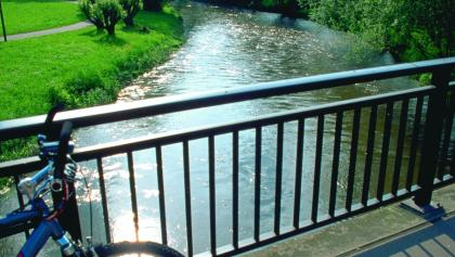 Kyll-Radweg_Radlerbrücke