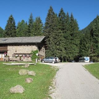 Trekking Val Calamento – Malga Cagnon di Sopra.
