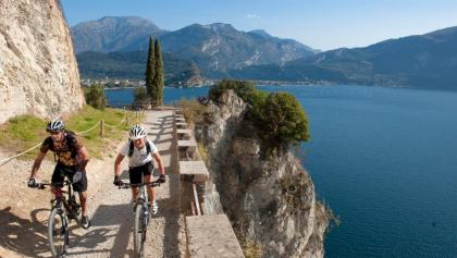 The old Ponale road, a must-do in Garda Trentino