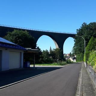 Viadukt in Oberkirchen