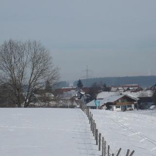 Zwischen Geisenried und Muckenberg