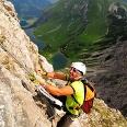 Klettersteig mit toller Aussicht