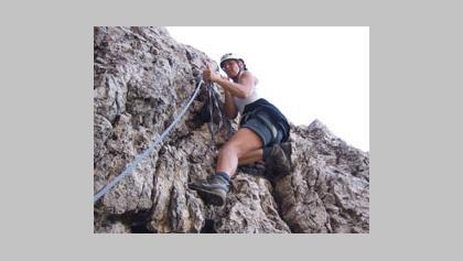 Klettersteig Villach : Bild aus beitrag auf zum klettersteig am danielsberg