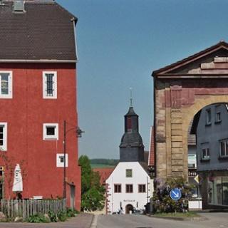Stadttor Hornbach