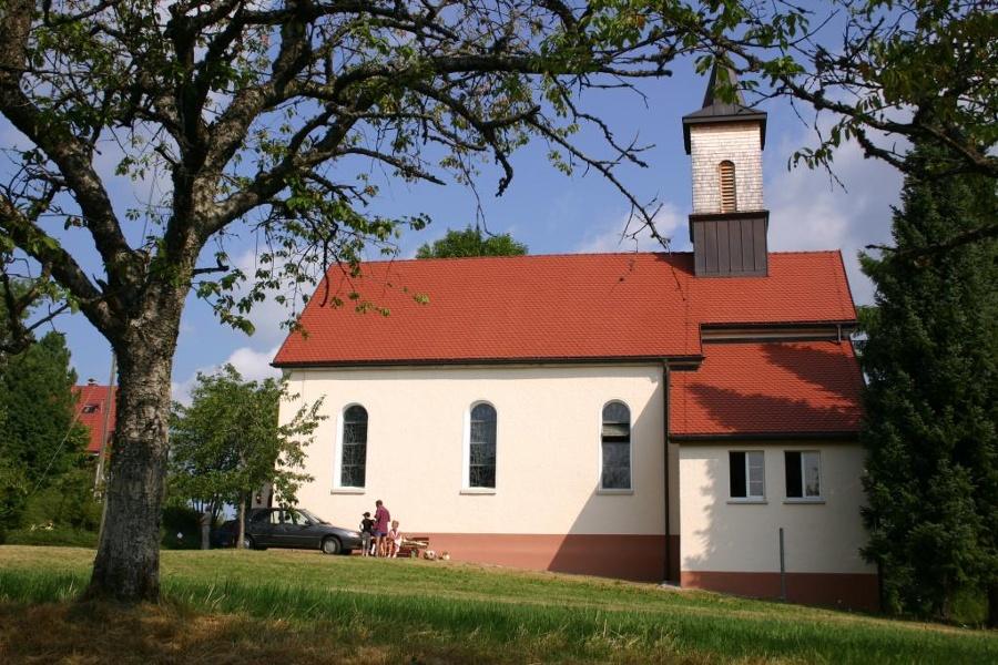 Höchenschwand: Kirchen- und Kapellenweg