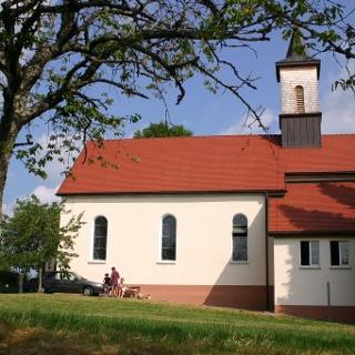 Kirchen- und Kapellenweg