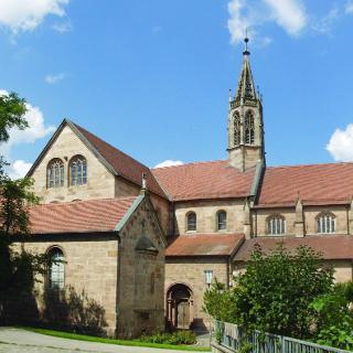 Heilsbronn Münster