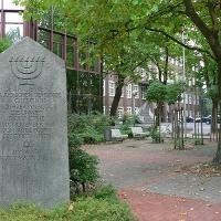 Jüdischer Gedenkstein