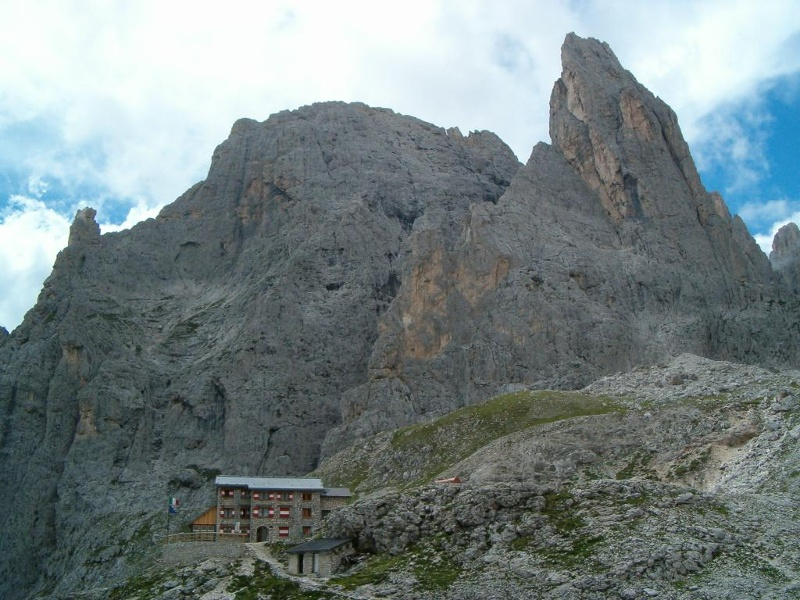 Das Felsenreich der Pale di San Martino