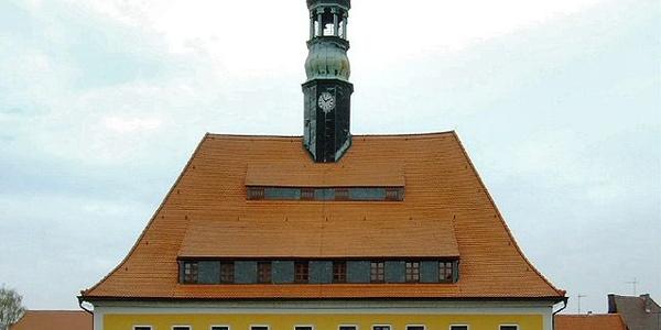 Das Rathaus in Neustadt.