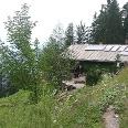 Die Brunnsteinhütte.