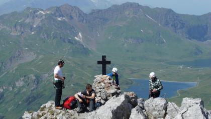 Klettersteig Engelberg : Die schönsten klettersteige in obwalden