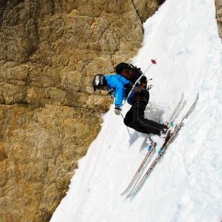 Punta Berrino - Freeski Mountaineering