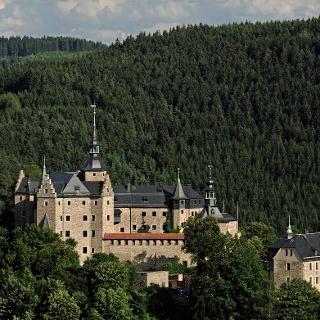 Burg Lauenstein im Frankenwald