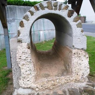 Symbol des Römerkanal-Wanderwegs