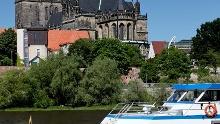 Magdeburg an der Elbe mit dem Fahrrad entdecken