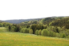 Landschaft bei Finsterlingen