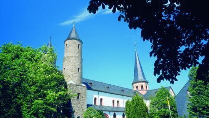 Eifelsteig Etappe 5: Gemünd - Kloster Steinfeld_Kloster Steinfeld