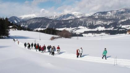 Abtenau Winter Rundwanderweg