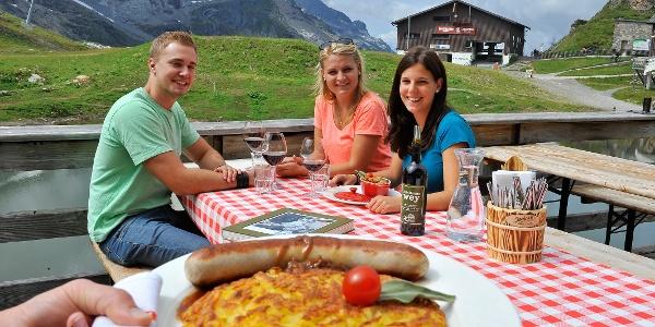 Bergrestaurant Jochpass