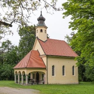 Kirche Maria Wolschart