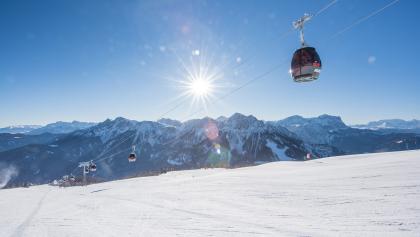Das Skigebiet Kronplatz