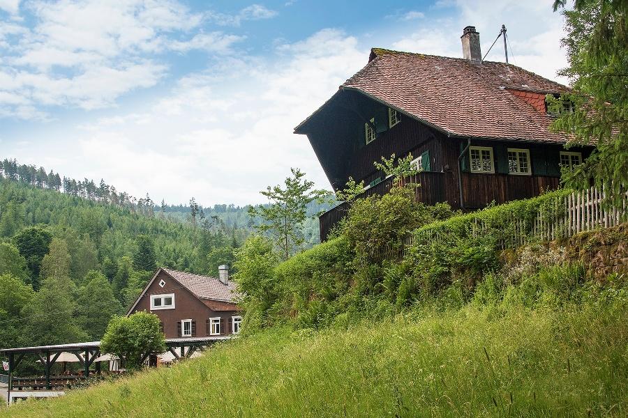 Wanderung ins Eyachtal (KONUS)