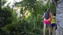 Engelhardsberg-Trail mini ~ part of FS-Trailissimo