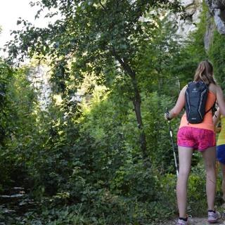 FS-Trailissimo ~ schmale Pfade in,an,durch Felsen in der Fränkischen Schweiz