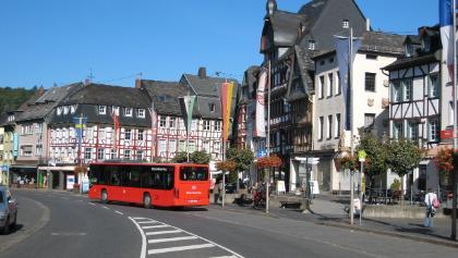 """Adenau Hauptstraße """"Am Markt"""""""