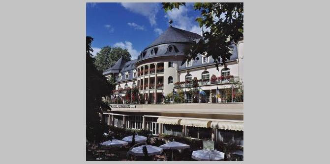 Domina Hotel Kurhaus Conference Park Hotel Outdooractive Com
