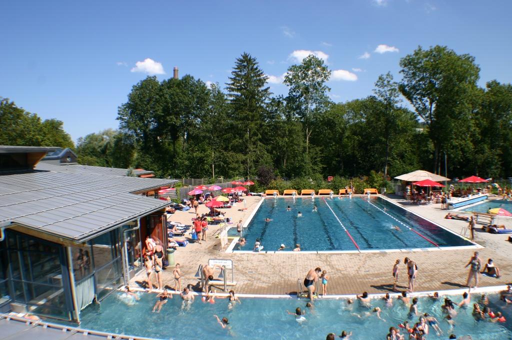 """Hallen-Freibad """"Plantsch"""" in Schongau (Tourist-Info Schongau)"""