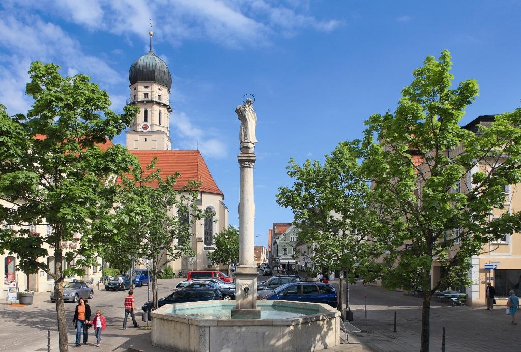 Schongauer Marienplatz (Tourist-Info Schongau)