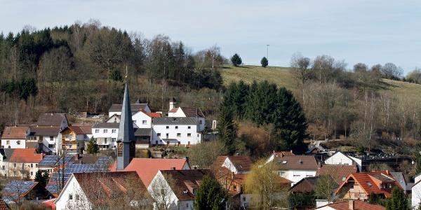 Ortsansicht Oberauerbach