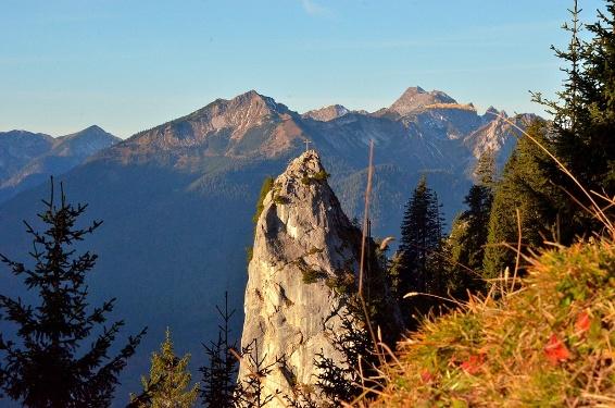 Bergtour - Scheinbergspitz
