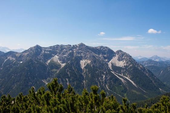 Bergtour - Geierköpfe