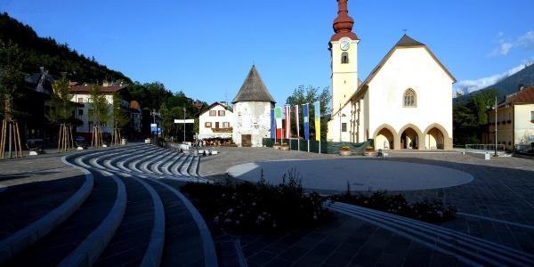 Tarviso Hauptplatz